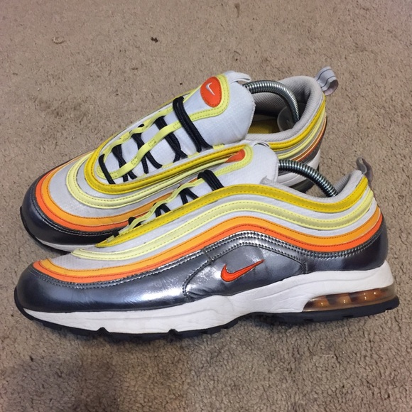 Rare 2007 Nike Air Max 97 Zen Orange Womens Sz 10.  M 5a919343a825a67db9efab40 afb75705f
